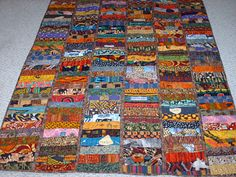 African Memory Quilt