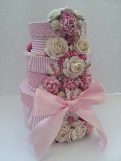 Altered box cake