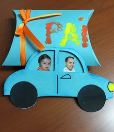 For father's day Kids Crafts, Diy And Crafts, Paper Crafts, Mother And Father, Kids Education, Preschool Activities, Holiday Fun, Fathers Day, Kindergarten