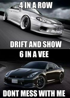 GTR Funny Car Memes, Car Humor, Car Jokes, Car Throttle, Bmw Cars, Drag Cars, Subaru Impreza, Japanese Cars, Nissan Skyline