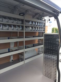 40 best sortimo racking images commercial vehicle storage spaces rh pinterest com