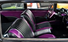 Awesome Purple Things | Just a car guy : More cool things I photographed at the Beatnik ...