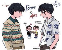Mike mil veces más