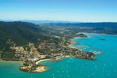 Another beautiful place.  Airlie Beach Australia. This is the beach My Hubby proposed to me on.