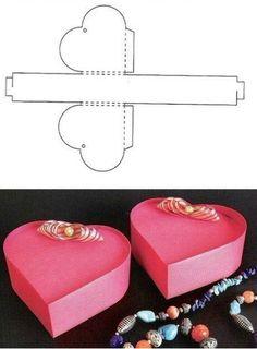Patrones de cajas para imprimir y armar