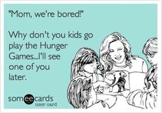 For when the kids are bored and you want to strangle them....let them strangle each other instead. Tee hee