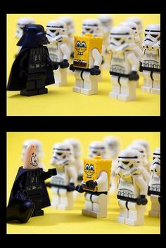 LEGO: Star Wars - SpongeBob SquarePants