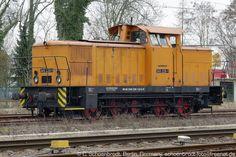 CLR-Service GmbH Diesellok 345