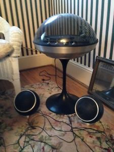 Vintage Bubble Top Electrohome Appollo Record Player