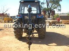 Tractor Post Hole Digger (EKPD) - China Hole Digger;post hole digger;tractor earth auger, EUROKING