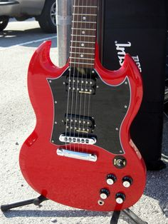 Gibson SG Special Limited Electric Guitar w/Gibson Padded Gig Bag