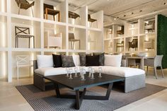 commercial furniture showroom - Google Search
