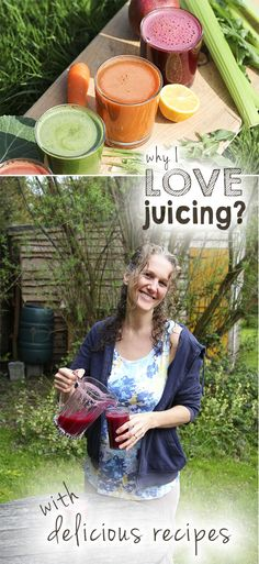 Why I Love Juicing? It's a life changer!