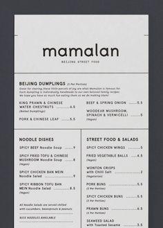 Mamalan Menu by Midday                                                                                                                                                                                 More