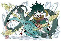 Boku no Hero Academia    Midoriya Izuku