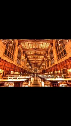 University of Michigan Law Library via @earth_pics on Twitter- Gorgeous!!!