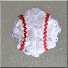 Baseball-bow
