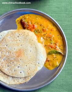 Instant sambar without dal for idli, dosa