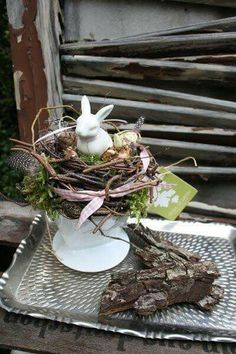 Ostern Piercing o piercing de cada signo Easter Dinner, Easter Brunch, Hoppy Easter, Easter Eggs, Spring Crafts, Holiday Crafts, Diy And Crafts, Crafts For Kids, Diy Ostern
