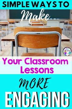 Looking for simple ways to liven up lessons that may need something extra? In this blog post, you'll find easy tips and tricks to increase engagement and learning in your 3rd grade, 4th grade, 5th grade, 6th grade, and even middle school classroom. Includes examples from my own classroom and a list of easy ideas to use tomorrow with your upper elementary or middle school students. Student engagement increases learning and decrease classroom behavior issues. #5thgrade #classroommanagement