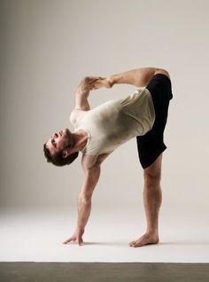 Yoga Man.      More yoga at: http://www.valenciamindfulnessretreat.org