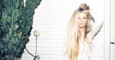 How to get that Rapunzel hair. http://www.thecoveteur.com/hair-extensions/