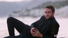 Zedd Gets Soaked On The Beach | Billboard Cover Shoot