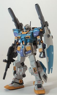 Custom Build: 1/144 Gundam Unit 6 Mudrock - Gundam Kits Collection News and…