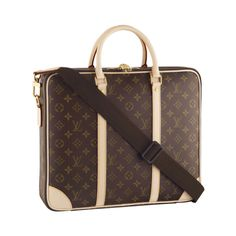 d70ad2ffc316 Louis Vuitton Monogram Cupertino ❤ liked on Polyvore featuring bags and louis  vuitton Louis Vuitton Laptop