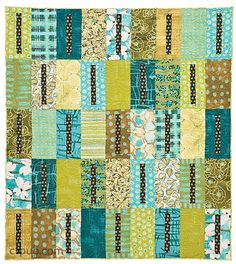 Cozy Modern Quilts | Bright & Bold Cozy Modern Quilts: 20 Projects • Easy Piecing ...