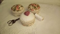 Pin Cushions, My Works, Beer, Tableware, Ale, Dinnerware, Dishes, Place Settings