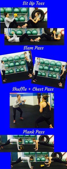 Partner Workout!!!