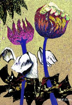 Flores de la vida