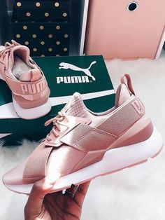 6eafd335842ad Beautiful sneakers Puma Muse Satin Preciosas zapatillas Puma Muse Satin   sneakers  pumasneakers  pumamusesatin