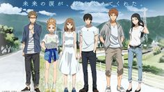 Anime: Orange | Check it out y'all but I'll warn ya, this one gives you a serious case of... the FEELS!