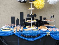 "Baby Batman / Baby Shower ""Batman Baby Shower"" 