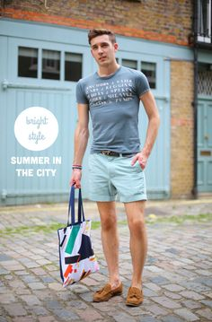Bright Style // Summer In The City // London