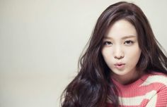 Yoon So Hee (La conoci en Wild chives and soybean soup) Yoon So Hee, Kang Sora, Beautiful People, Beautiful Women, Korean Girl, Asian Beauty, Actors & Actresses, Cute Girls, Hair Beauty