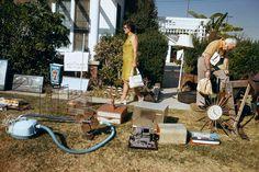 Mitch Epstein  Los Angeles II, California, 1974  40,6 x 50,8 cm, ed. of 10 (+3 AP + 1 PP)  Dye transfer print  © Mitch Epstein