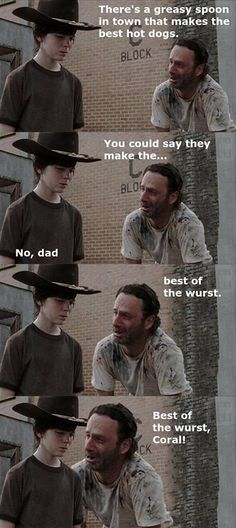 Coral funnies.