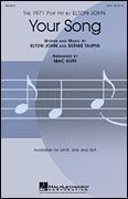 Your Song, Pop Choral Series - Hal Leonard Online
