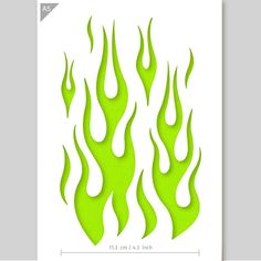 Flame Stencil x 21 cm / x Camo Stencil, Stencil Art, Stencils, Skull Stencil, Flame Tattoos, Skull Tattoos, Motorcycle Paint Jobs, Fire Tattoo, Flame Art