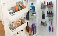 15 Ideas for Perfect Bathroom Storage
