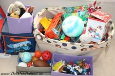 Find how to minimize your kids toy collections while teaching them how to share and give back.