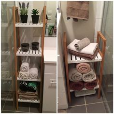 Small Bathroom Storage 612630355544577896 - 41 bathroom organization idea for your first apartment in college 27 Source by homeorganizationnn Bathroom Organisation, Home Organization, Ikea Bathroom Storage, Bathroom Closet, Organizing Ideas, Shelf Makeover, Ikea Makeover, Dressing Design, Simple Bathroom