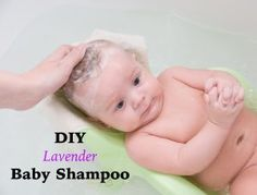 DIY Lavender Baby Sh