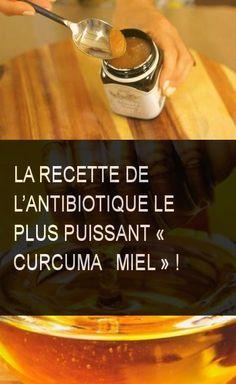 La recette de l'antibiotique le plus puissant « curcuma + miel » ! Douleur Nerf, Take Care, Nutrition, Motivation, Honey, Natural Treatments, Natural Remedies, Stuff Stuff, Turmeric Plant