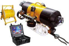 Delphin 2 Rov, Unterwasserroboter, Unterwasserbeobachtung, Unterwasserwiedergewinnung foto auf de.Made-in-China.com