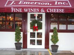 J Emerson Fine Wines & Cheese - our Grove & Libbie pickup location. Fabulous wine store that has supported our local food mission since we started.