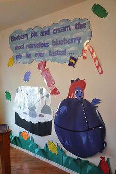 Willy Wonka 5th Birthday Party | CatchMyParty.com
